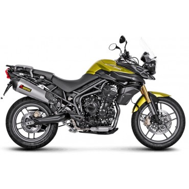 Akrapovic Triumph Tiger 800 S-T800SO1-HZAAT