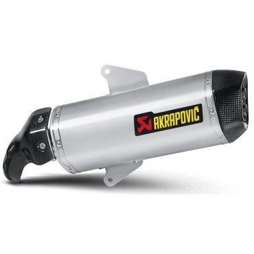 Akrapovic Gilera GP 800 S-A8SO2-HWSS