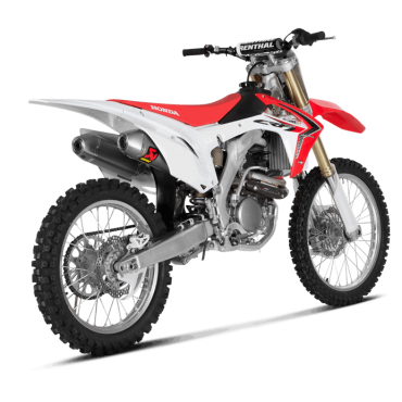 Akrapovic Honda CRF 250 R S-H2MET8-QTA