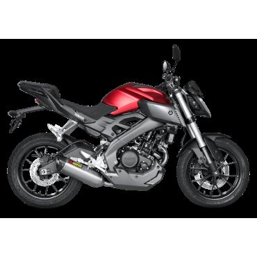 Akrapovic Yamaha MT 125 S-Y125R2-HRT