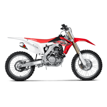 Akrapovic Honda CRF 450 R S-H4MR15-QTA