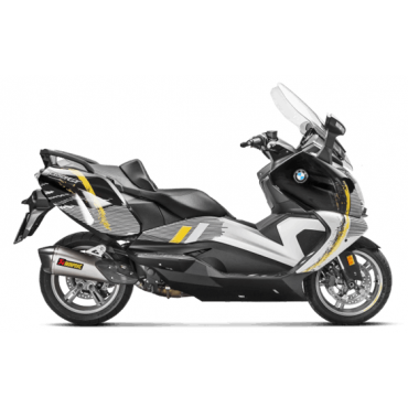 Akrapovic Bmw C 650 GT S-B6SO8-HZAAT