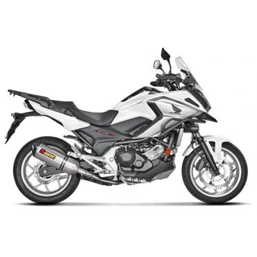 Akrapovic Honda NC700X S-H7SO2-HRT