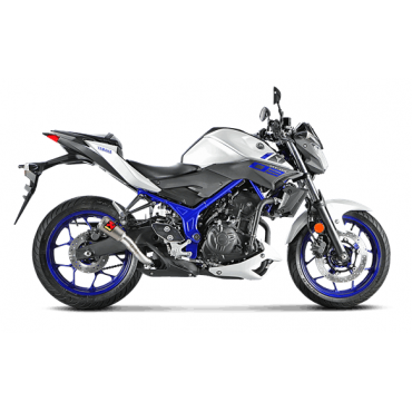 Akrapovic Yamaha MT 03 S-Y2SO11-AHCSS