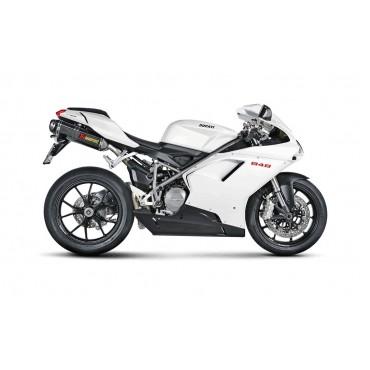 Akrapovic Ducati 848 1098 1198 S-D10SO3-ZC