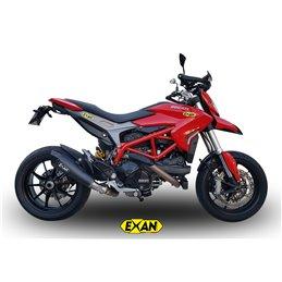 Exan Ducati Hypermotard 939 Conico X-Black