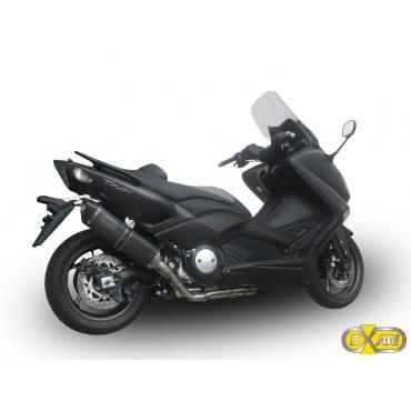 Exan Yamaha T Max 530 Ovale X-Black