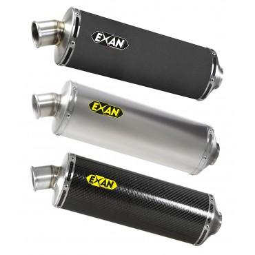 Exan Yamaha MT-10 Ovale Classic