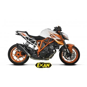 Exan Ktm 1290 SuperDuke X-Black EVO