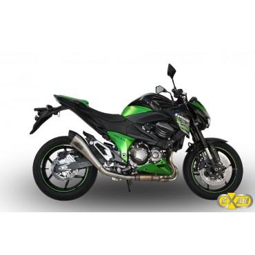 Exan Kawasaki Z800 X-Black EVO