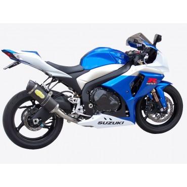 Exan Suzuki GSX-R 1000 Ovale Carbon Cap
