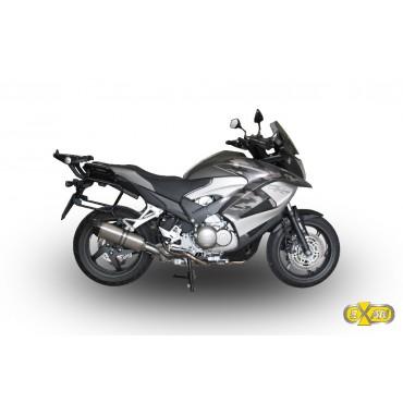 Exan Honda Crossrunner Ovale X-Black