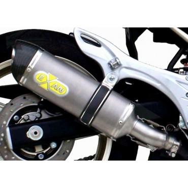 Exan Honda Hornet CB 600 F Ovale Carbon Cap