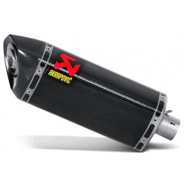 Akrapovic Yamaha YZF R6 S-Y6SO7-HZC