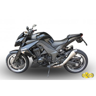 Exan Kawasaki Z 1000 X-Black EVO
