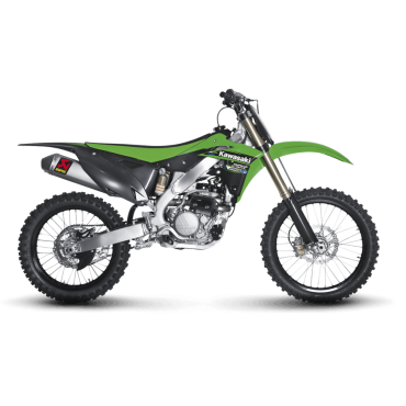 Akrapovic Kawasaki KX 250 F S-K2MET8-BNTA