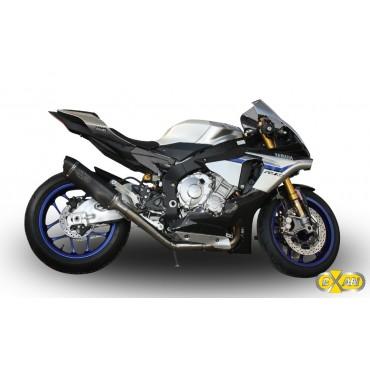 Exan Yamaha R1 Ovale X-Black