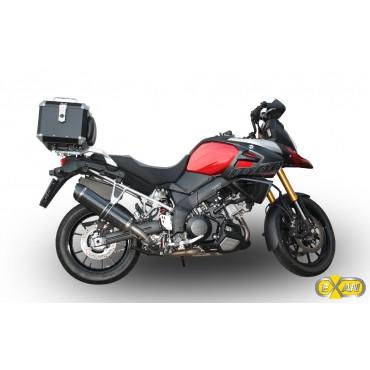 Exan Suzuki V-Strom 1000 Ovale Carbon Cap