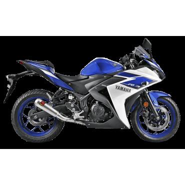 Akrapovic Yamaha YZF-R 25 S-Y2R1-CUBSS