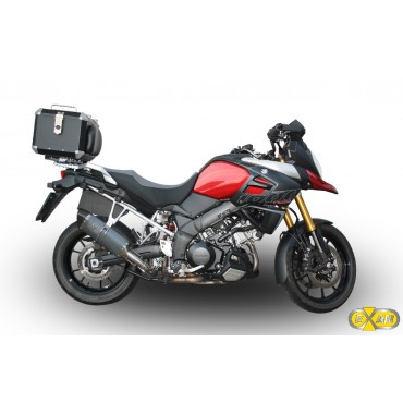 Exan Suzuki V-Strom 1000 Ovale X-Black