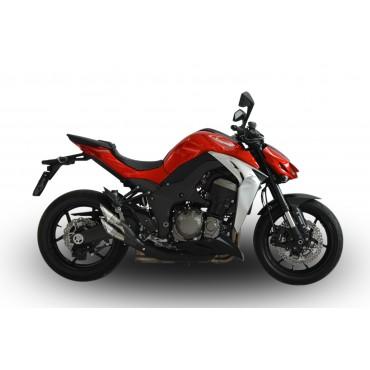 Qd Exhaust Kawasaki Z1000