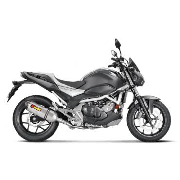 Akrapovic Honda NC750S S-H7SO2-HRT