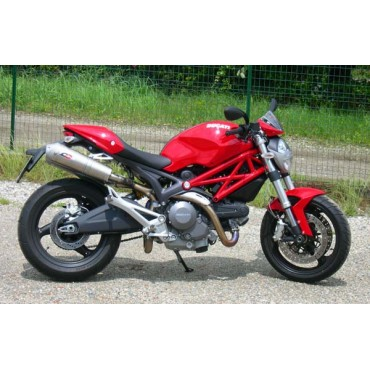 QD Exhaust Magnum Ducati Monster 696 796 1100
