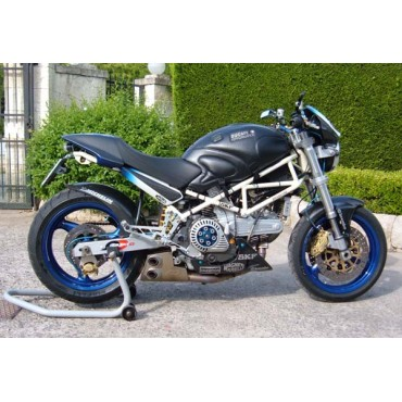 QD Exhaust Ex-Box Ducati Monster 600 620 750 800 900 1000