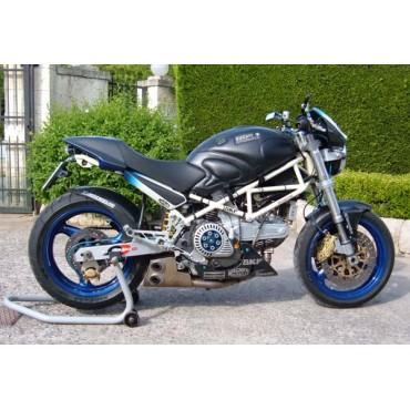 QD Exhaust Ex-Box Ducati Monster 600 620 750 800 900 1000