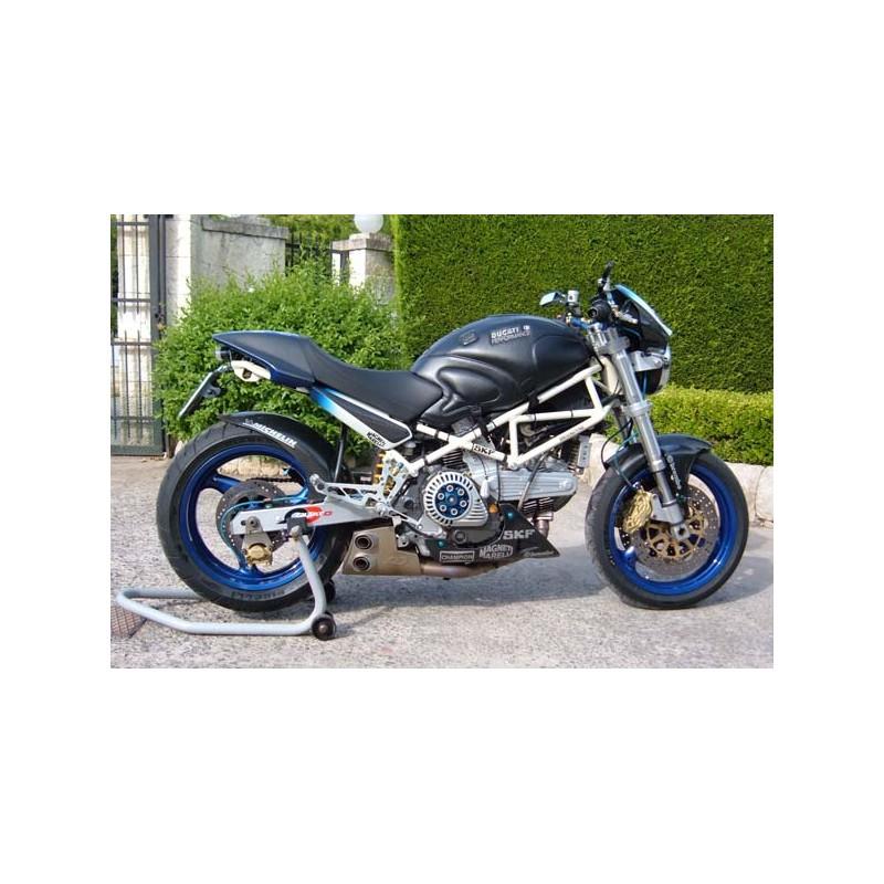 Exhaust Moto Qd Exhaust Ex Box Ducati Monster 600 620 750 800 900 1000