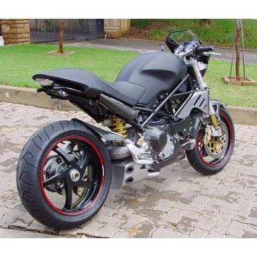 QD Exhaust Ex-Box Ducati Monster S2R S4R
