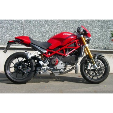 QD Exhaust Ex-Box Ducati Monster S4RS