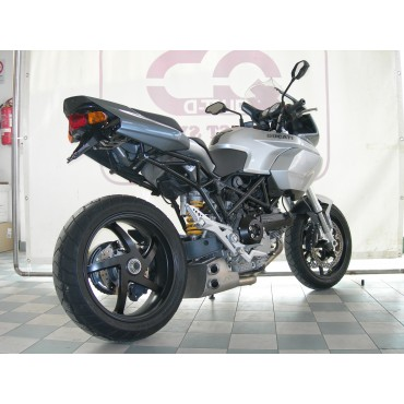 QD Exhaust Ex-Box Ducati Multistrada 1000 1100
