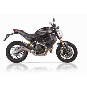 Qd Exhaust Ducati Monster 797