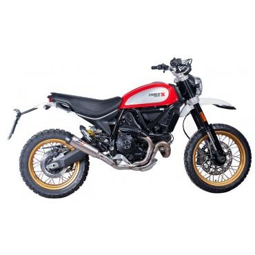 Qd Exhaust Ducati Scrambler Desert Sled