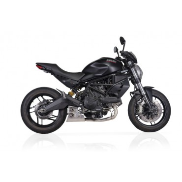 QD Exhaust Ex-Box EVO2 Ducati Monster 797