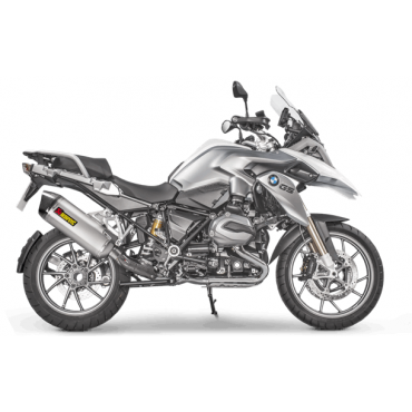 Akrapovic Bmw R 1200 GS - GS Adventure S-B12SO16-HAAT