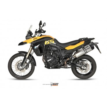 Mivv Speed Edge BMW F 800 GS