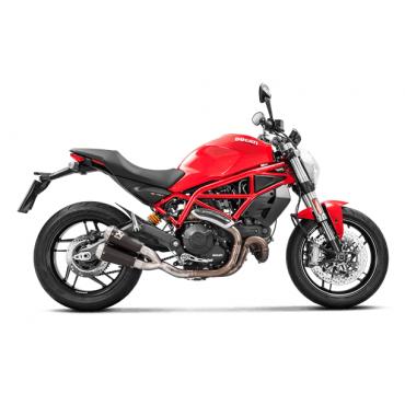 Akrapovic Ducati Monster 797 S-D8SO4-CUBTBL