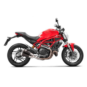 Akrapovic Ducati Monster 797 S-D8SO4-CUBTBL
