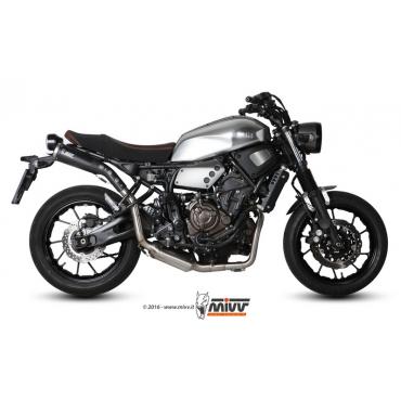 Mivv Ghibli Black Yamaha XSR 700