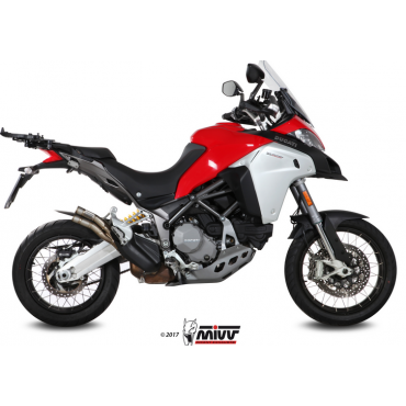 Mivv Double Gun Ducati Multistrada 1200 ENDURO