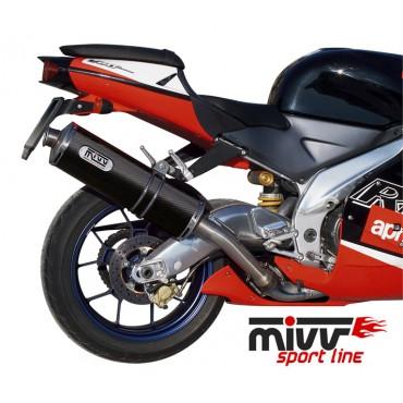Mivv Oval Aprilia RSV 1000