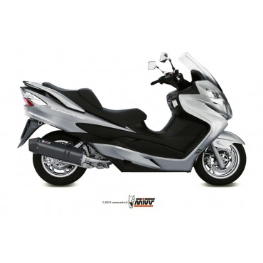 Mivv Speed Edge Suzuki Burgman 400