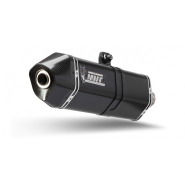 Mivv Speed Edge Black Suzuki DL V-Strom 1000
