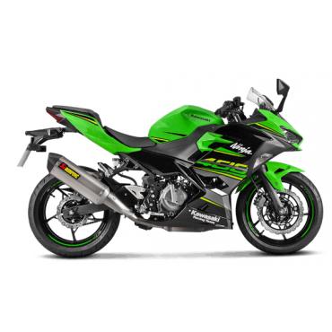 Akrapovic Kawasaki Ninja 400 S-K4SO5-HRT