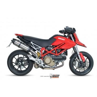 Mivv Suono Ducati Hypermotard 1100/Hypermotard 1100 EVO