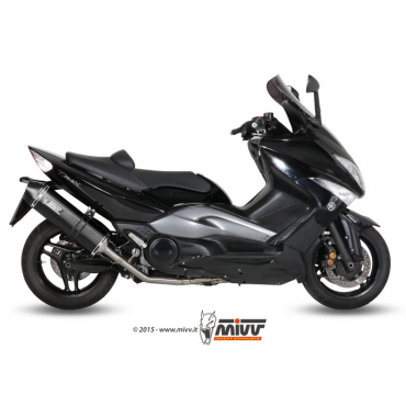 Mivv Speed Edge Black Yamaha T-MAX 500