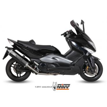 Mivv Speed Edge Black Yamaha T-MAX 500