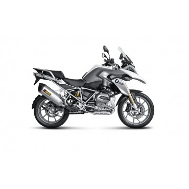 Akrapovic Bmw R 1200 GS - GS Adventure S-B12SO10-HAAT